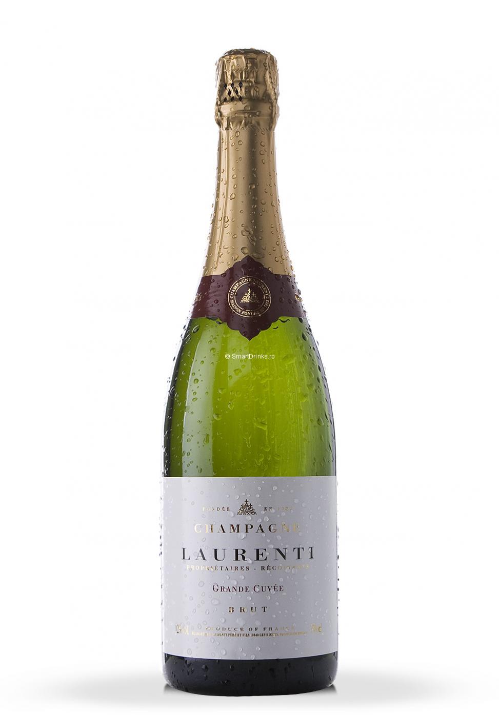 Champagne Laurenti Grande Cuvee Brut Magnum (1.5L)