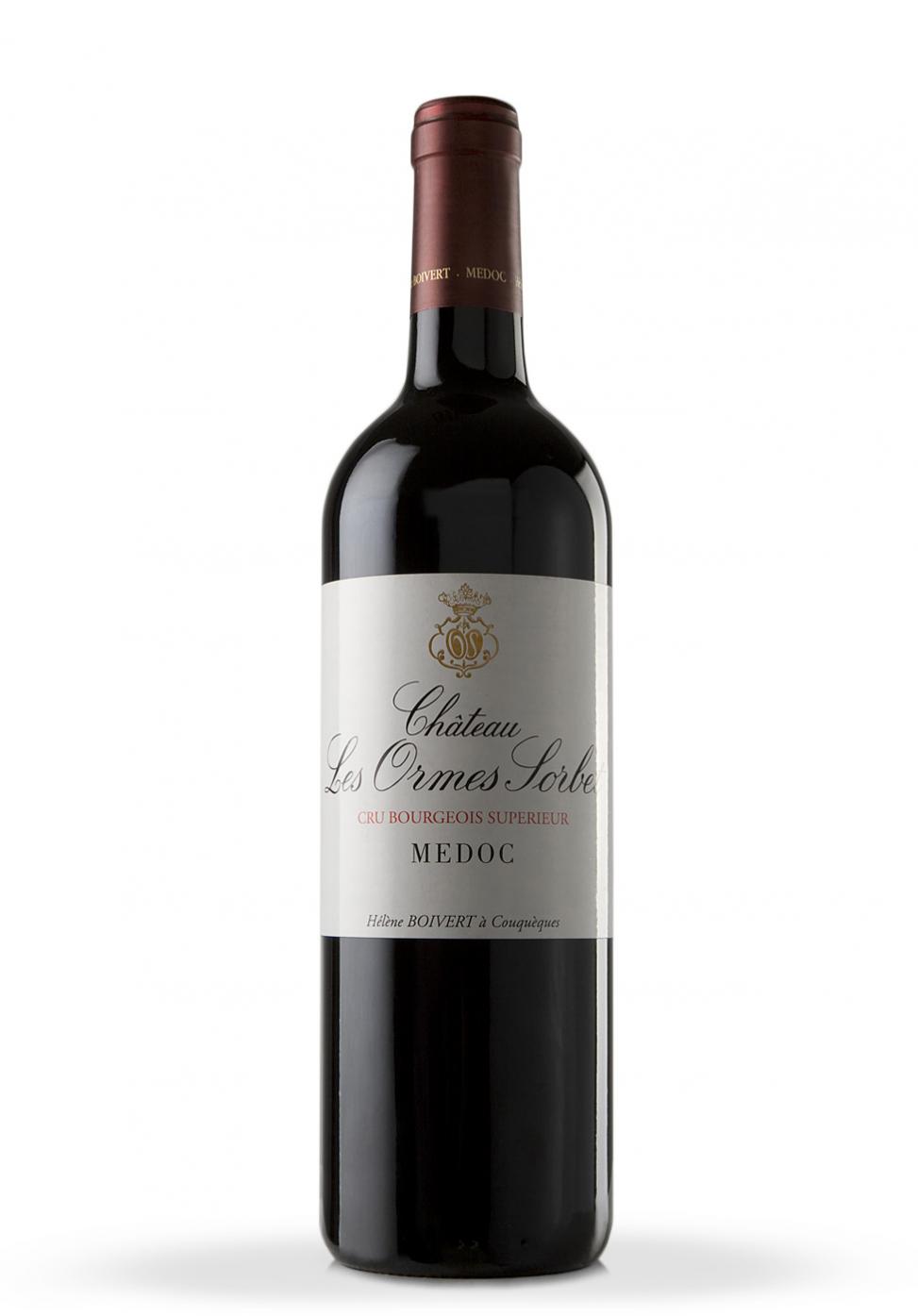 Vin Château Les Ormes Sorbet, Cru Bourgeois Supérieur, Medoc 2006 (0.75L)