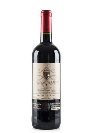 Vin Château d'Orval, A.O.C. Bordeaux 2016 (0.75L) Image