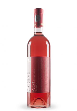 Vin Domeniile Vinju Mare, 5 Motive, Roze (0.75L) Image