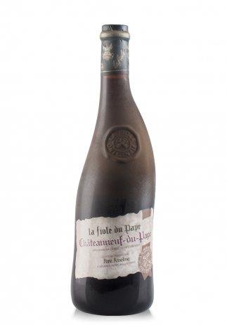Vin La Fiole du Pape, A.O.C. Châteauneuf-du-Pape (0.75L) Image