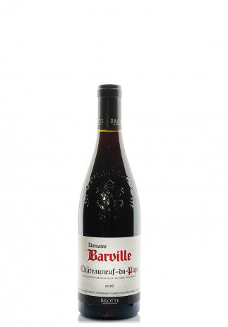 Vin Domaine Barville, A.O.C. Châteauneuf-du-Pape, 2016 (0.75L)