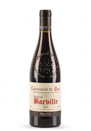 Vin Domaine Barville, A.O.C. Châteauneuf-du-Pape, 2011 (0.75L)