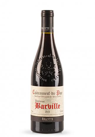 Vin Domaine Barville, A.O.C. Châteauneuf-du-Pape, 2011 (0.75L) Image