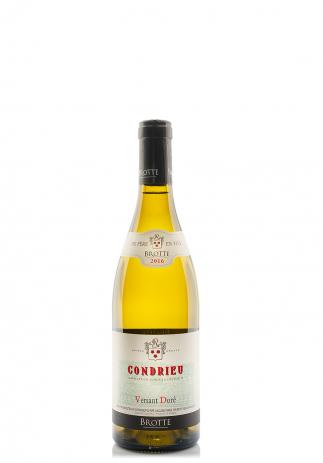 Vin Maison Brotte, A.O.C. Condrieu, Versant Doré 2016 (0.75L) (3079, VIN ALB SEC FRANTA)