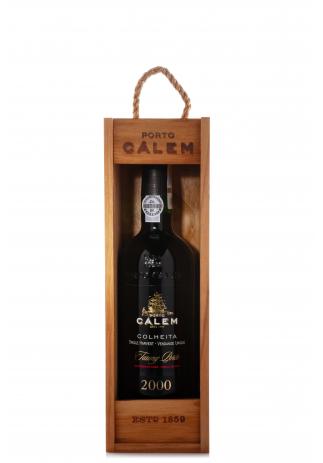 Vin Colheita 2000, Calem Tawny Porto (0.75L) Image
