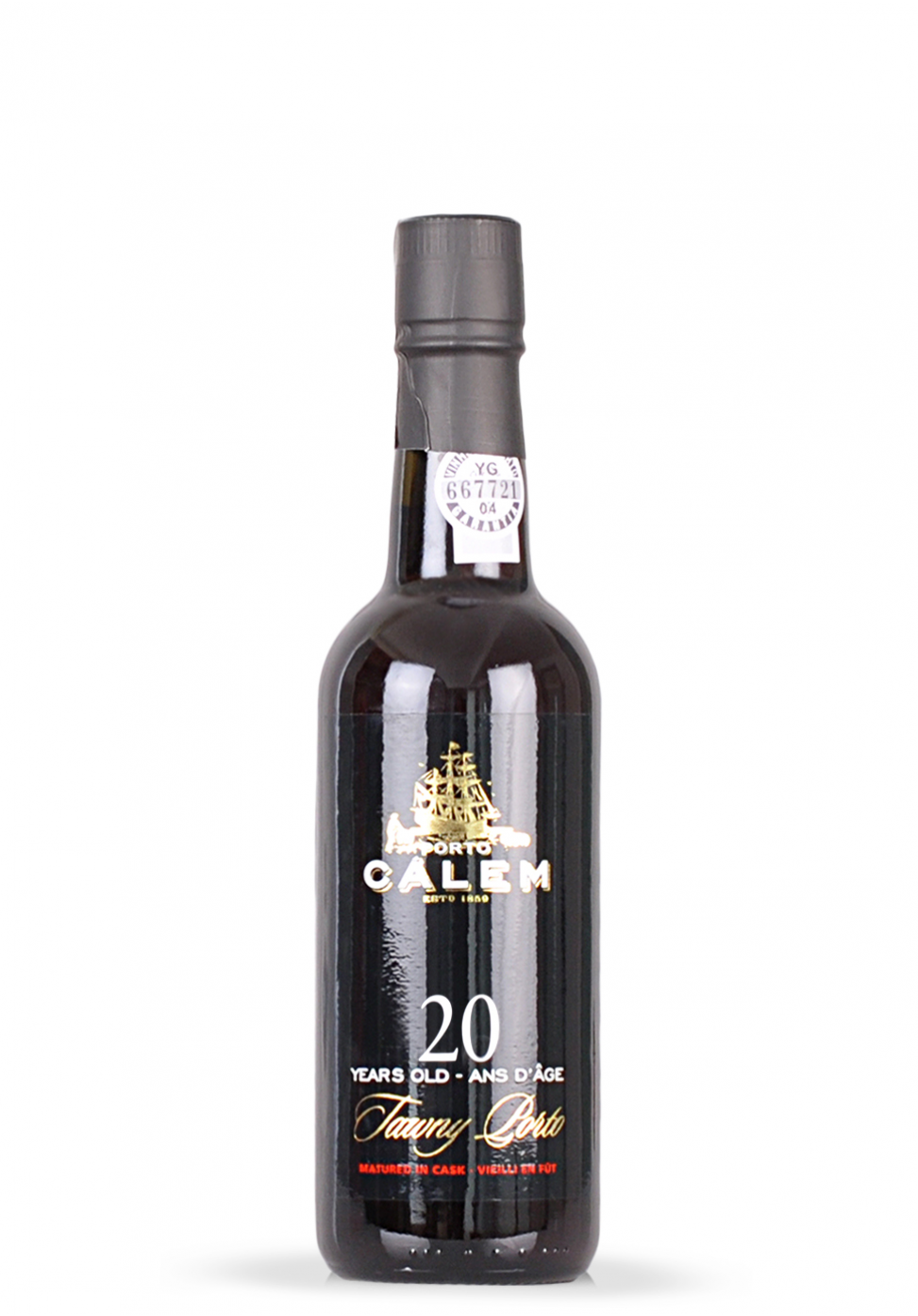 Vin Calem 20 ani, Tawny Porto (0.375L)