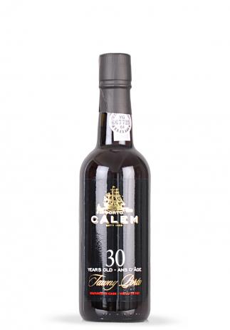 Vin Calem 30 ani, Tawny Porto (0.375L) (2648, VIN ROSU DULCE PORTO)