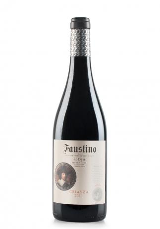 Vin Bodegas Faustino, DOC Rioja, Faustino Crianza 2011 (0.75L) Image