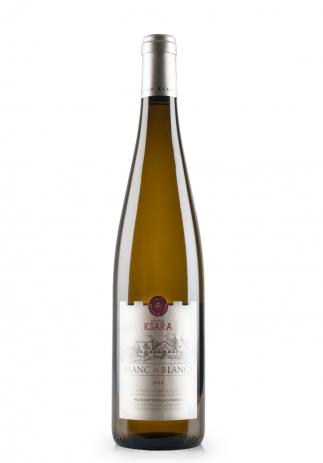 Vin Chateau Ksara, Vallée De La Bekaa, Blanc de Blancs 2016 (0.75L) (2133, VIN ALB SEC LIBAN)