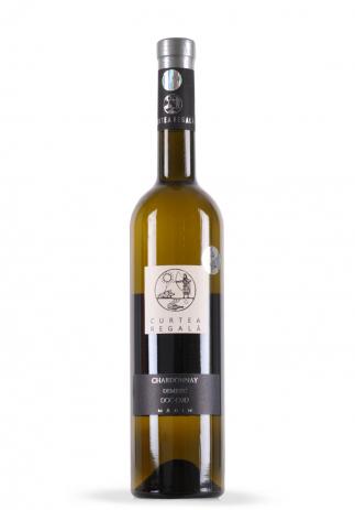 Vin Curtea Regala Chardonnay (0.75L) (2384, VIN ALB MACIN)