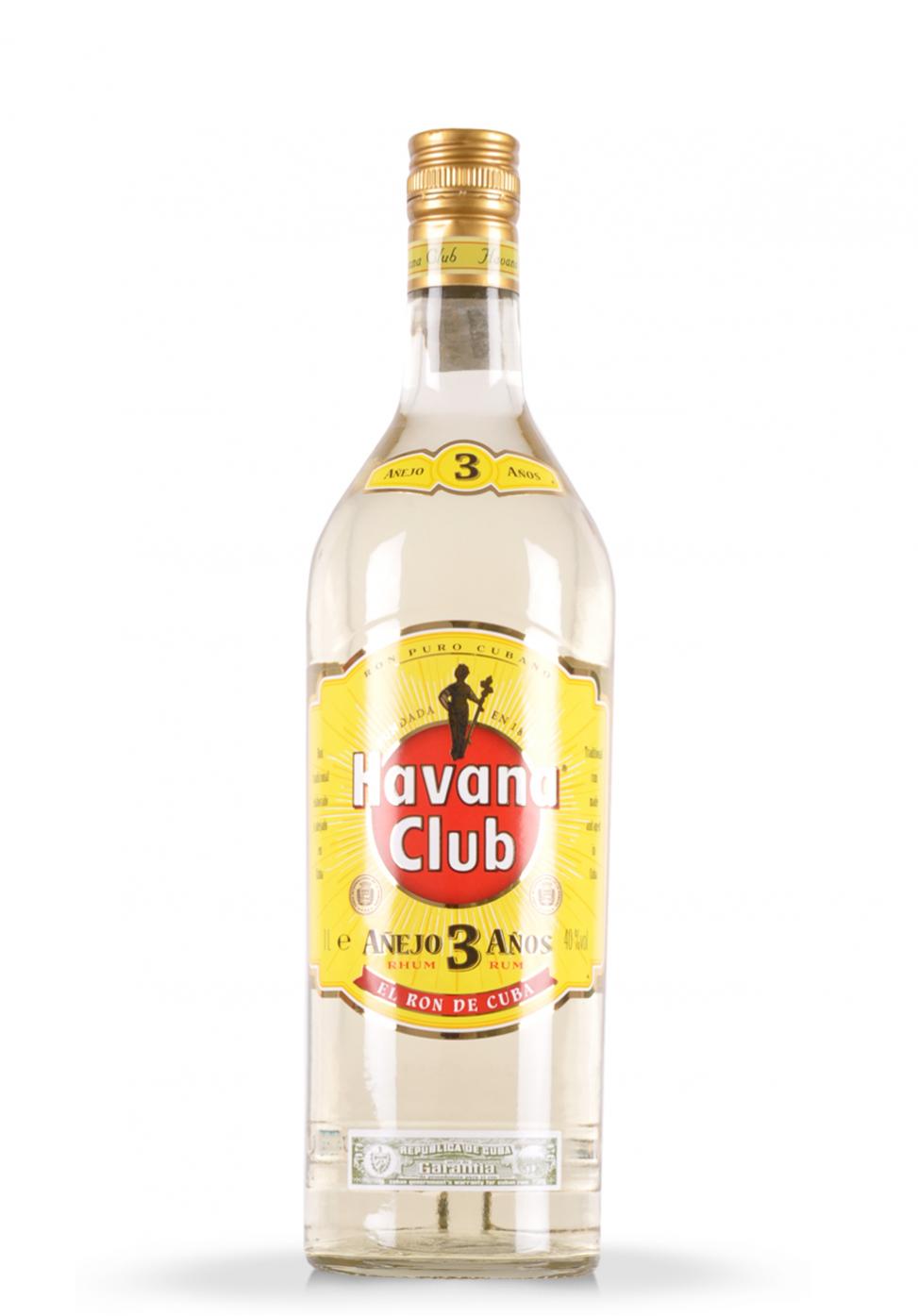 Rom Havana Club 3 Ani Cuba (1L)