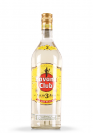 Rom Havana Club 3 Ani Cuba (0.7L)