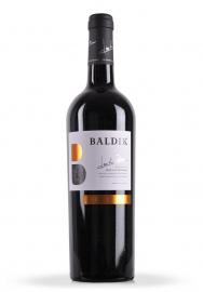 Vin Baldik, Merlot, Selected by Jean Luc Pouteau, 2014 (0.75L)