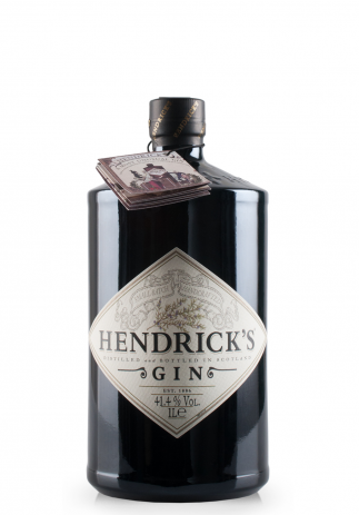 Gin Hendrick's, Distilled and Bottled in Scotland (1L) Image