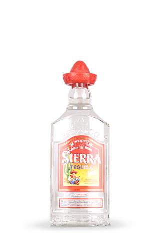 Tequila Sierra Silver (0.5L) Image