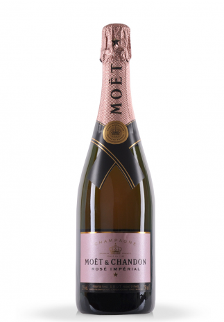 Champagne Moet & Chandon, Imperial Rose (0.75L) (124, SAMPANIE ROSE BRUT FRANTA)