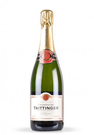 Champagne Taittinger Brut Reserve, (0.75L)