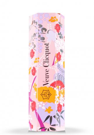 Champagne Veuve Clicquot Shakkei Rose Brut (0.75L) Image