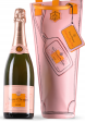 Champagne Veuve Clicquot Rose Shopping Bag (0.75L)