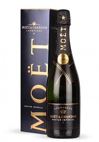 Champagne Moet & Chandon, Nectar Imperial Brut (0.75L) Image