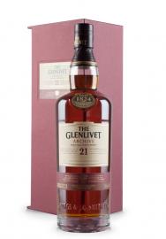 Whisky The Glenlivet 21 ani, Archive (0.7L)