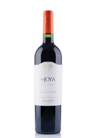 Vin Bisquertt, La Joya Carmenere Gran Reserva 2018 (0.75L) Image
