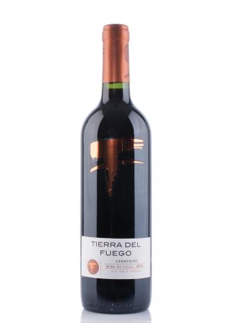 Vin Tierra Del Fuego Carmenere 2018 (0.75L) Image