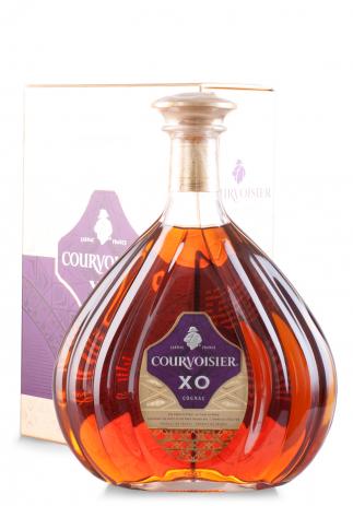 Cognac Courvoisier XO + Cutie Cadou (0.7L)