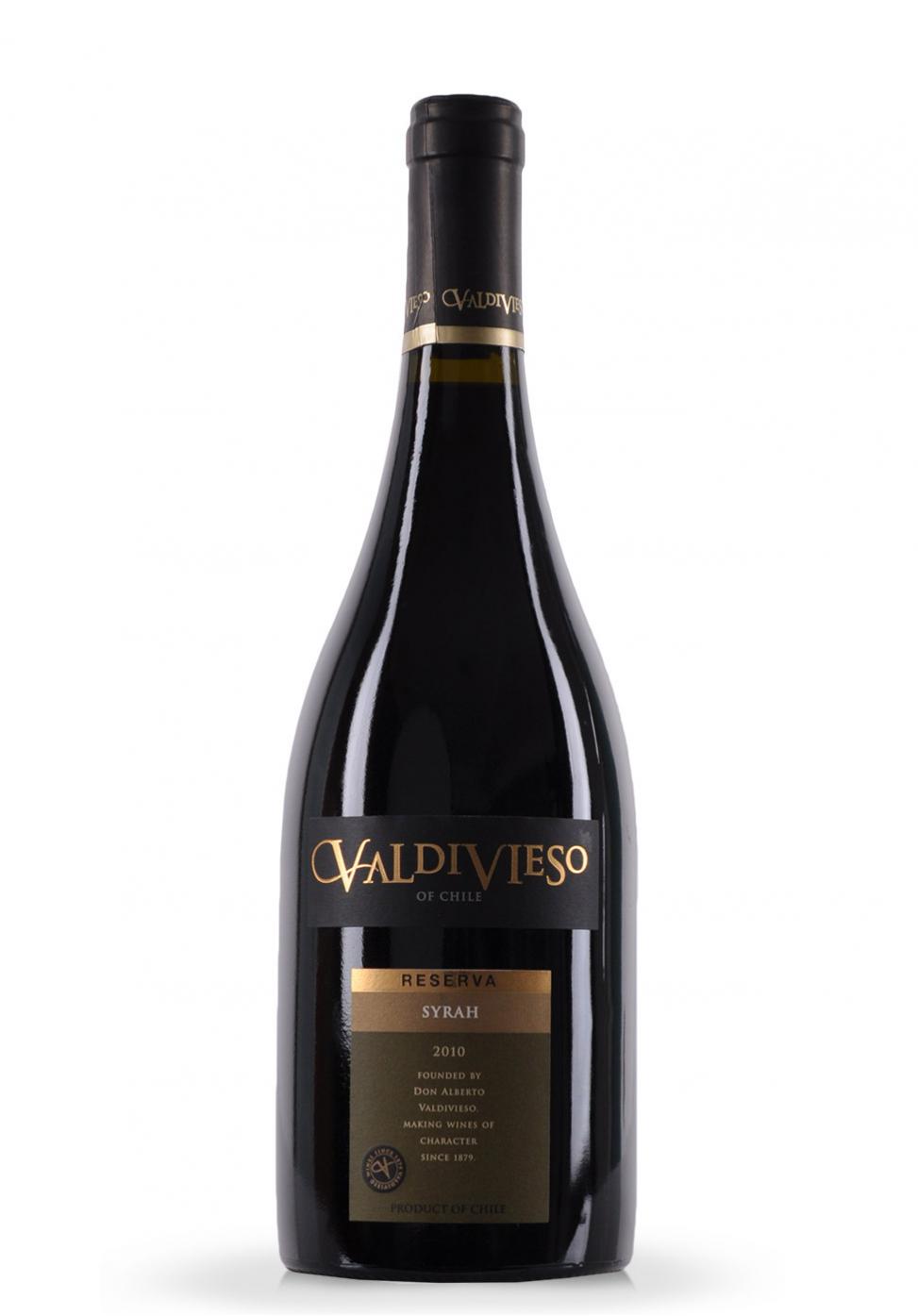 Vin Valdivieso, Syrah Reserva, 2010 (0.75L)