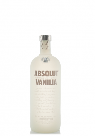 Vodka Absolut Vanilla, Country of Sweden (1L) Image