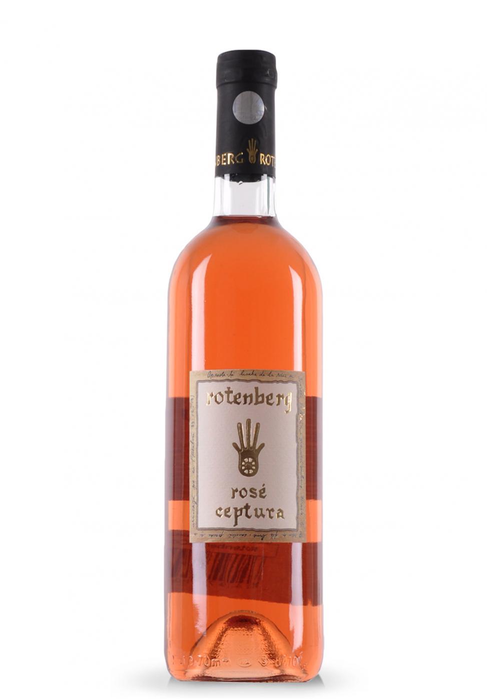 Vin Merlot Rotenberg Rose, Ceptura 2015 (0.75L)