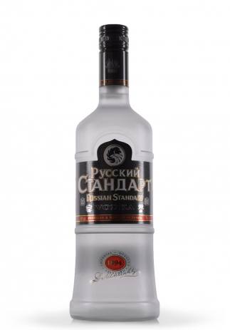 Vodka Russian Standard, Original (0.7L) (117, VODCA VODKA VOTCA RUSIA)