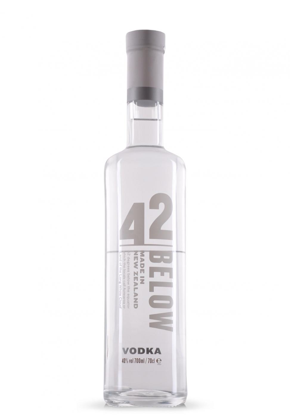 Vodka 42 Below, New Zealand (0.7L)