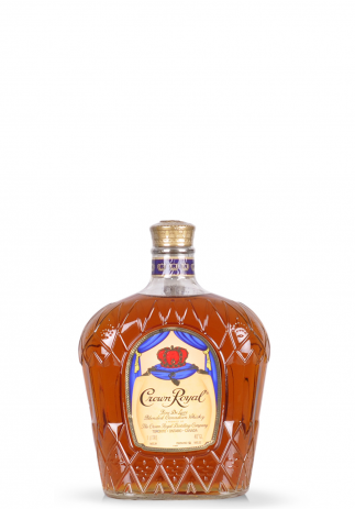 Whisky Crown Royal Deluxe, Canadian (1L) (2622, BLENDED WHISKY CANADA)