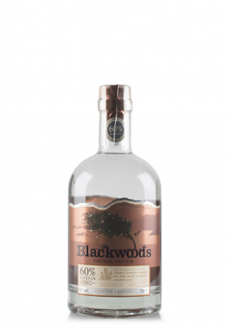 Gin Blackwoods Vintage Dry Superior 2012, Limited Edition (0.7L) Image