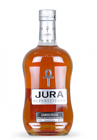 Whisky Jura Superstition, Single Malt Scotch (0.7L)
