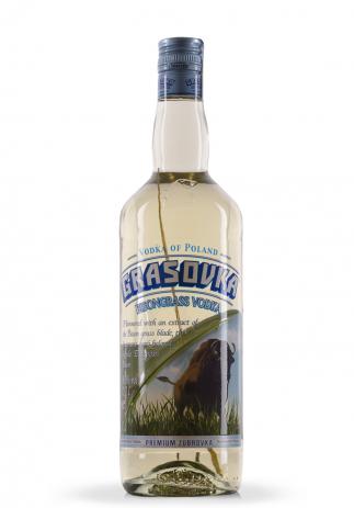 Vodka Grasovka Bisongrass (0.7L) (529, VODCA VODKA VOTCA POLONIA)