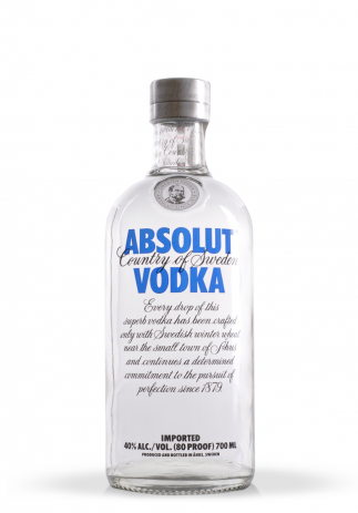 Vodka Absolut (1L) (2269, VODKA SUEDIA)