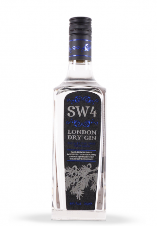 Gin SW4, London Dry (0.7L) (2353, LONDON DRY GIN)