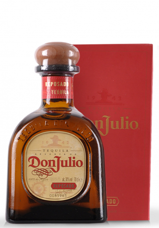Tequila Don Julio Reposado (0.7L) Image