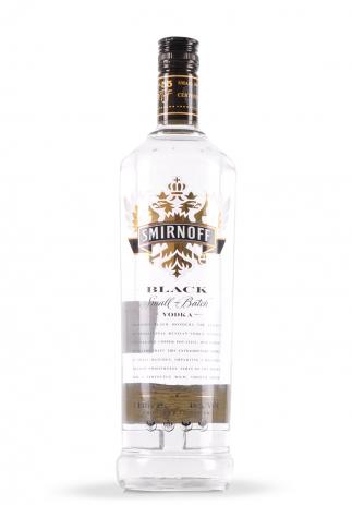Vodka Smirnoff Black (1L) Image