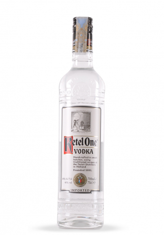 Vodka Ketel One, The Original Distilling (0.7L) (128, VODCA VODKA VOTCA OLANDA)