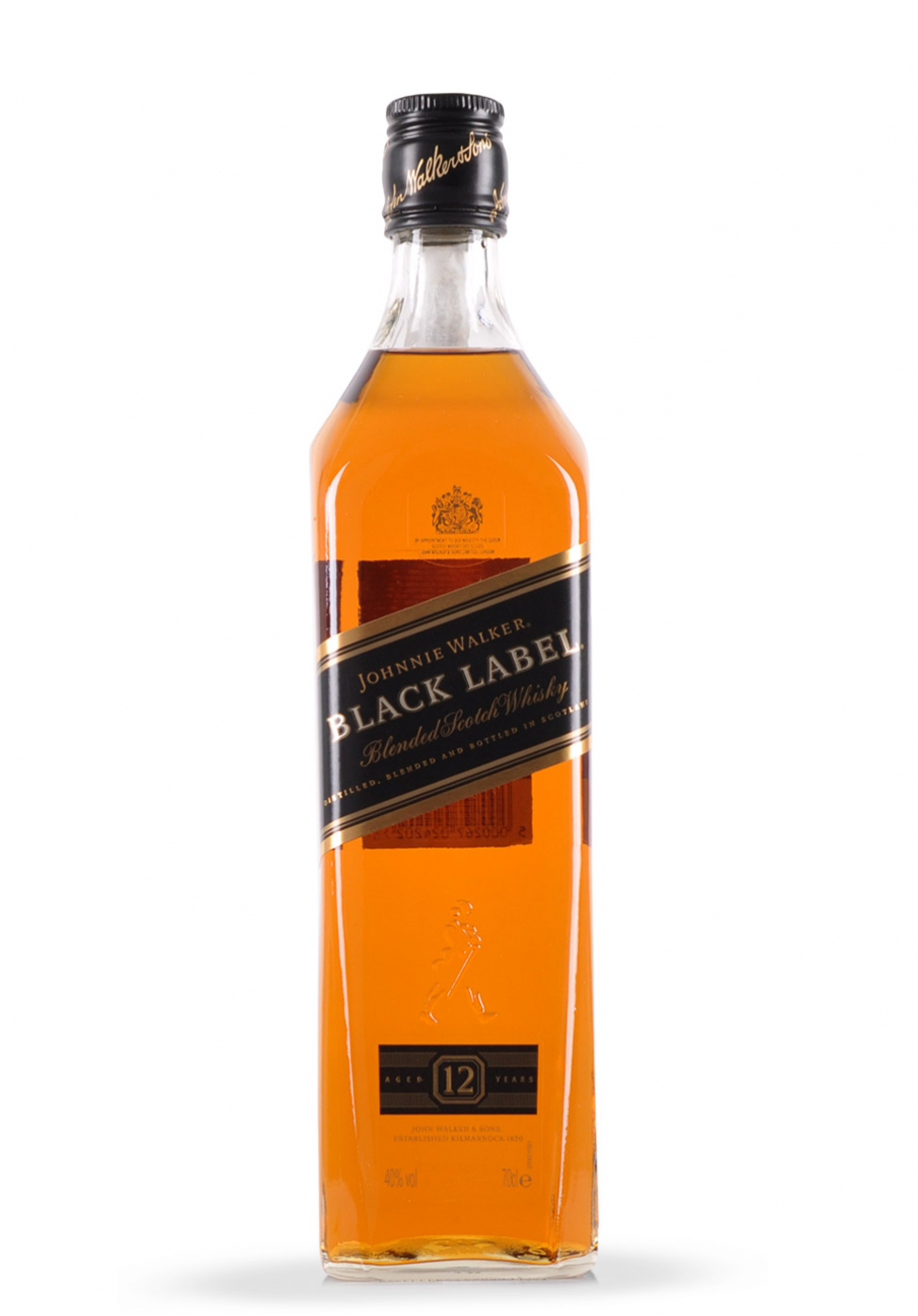 Whisky Johnnie Walker, Black Label (0.7L)