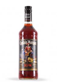 Rom Captain Morgan, Original Black (0.7L)