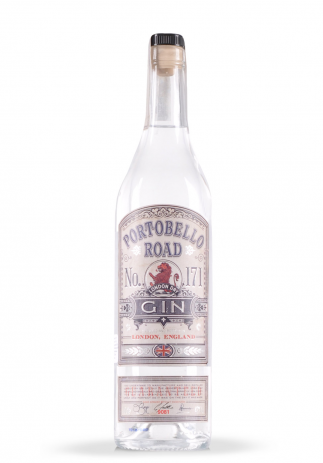 Gin Portobello Road No. 171 (0.7L) (2404, LONDON DRY GIN)