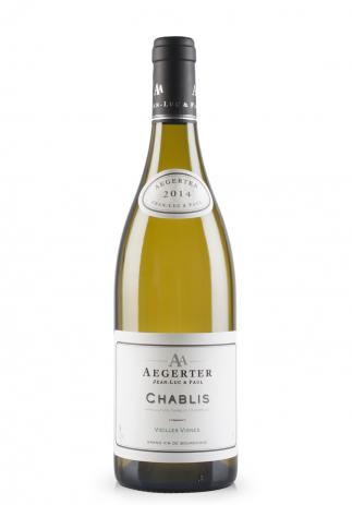 Vin Aegerter Chablis, Vieilles Vignes 2014 (0.75L)