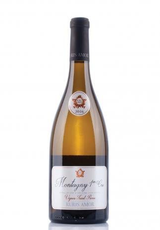 Vin Ruris Amor Montagny 1er Cru, Vignes Saint-Pierre 2016 (0.75L) Image