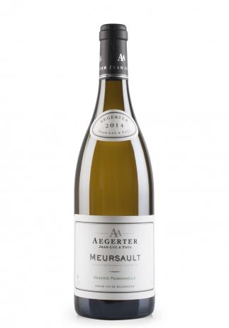 Vin Aegerter Meursault, Réserve Personnelle 2014 (0.75L)