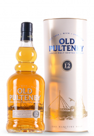 Whisky Old Pulteney 12 ani (0.7L)